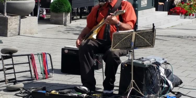 Dr.Harmonica. Foto: Ole Foss