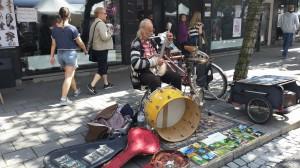 One Man Band. Foto: Ole Foss