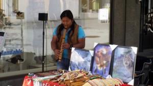 Fra de fjerne inkaenes rike. Foto: Ole Foss.