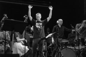 Fire ! Orchestra på Victoria i 2014. Foto: Kjetil Valstadsve