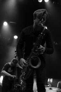 Marius Neset. Foto: Camilla Grünewald