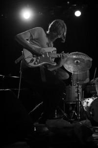Årets gitarhelt. (Foto: Camilla Grünewald)
