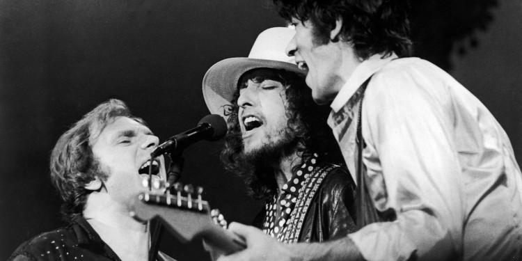 Van Morrison, Bob Dylan