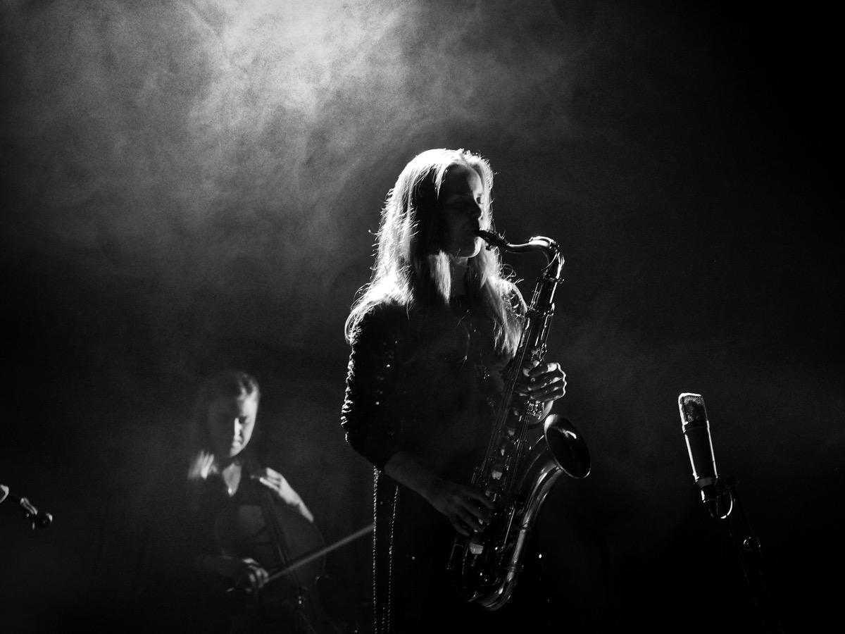 Mette Henriette. Foto: Ruben Olsen Lærk.