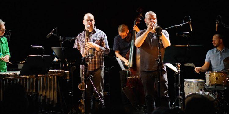 Nate Wooley Quintet, mandag 18. juli 2016. Foto: Ruben Olsen Lærk