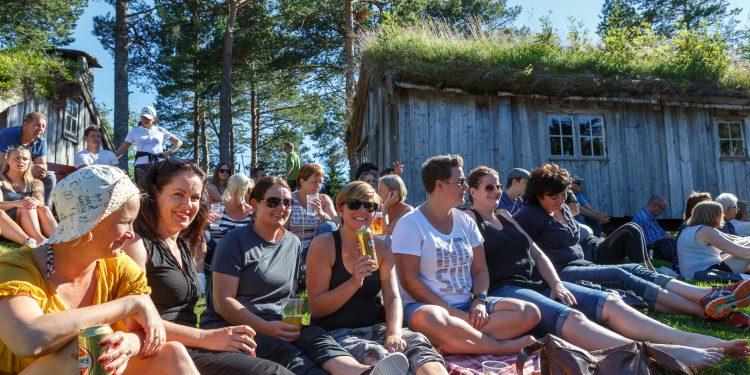 Romsdalsmuseet Torsdag. Foto: Ole B. Steinsvik