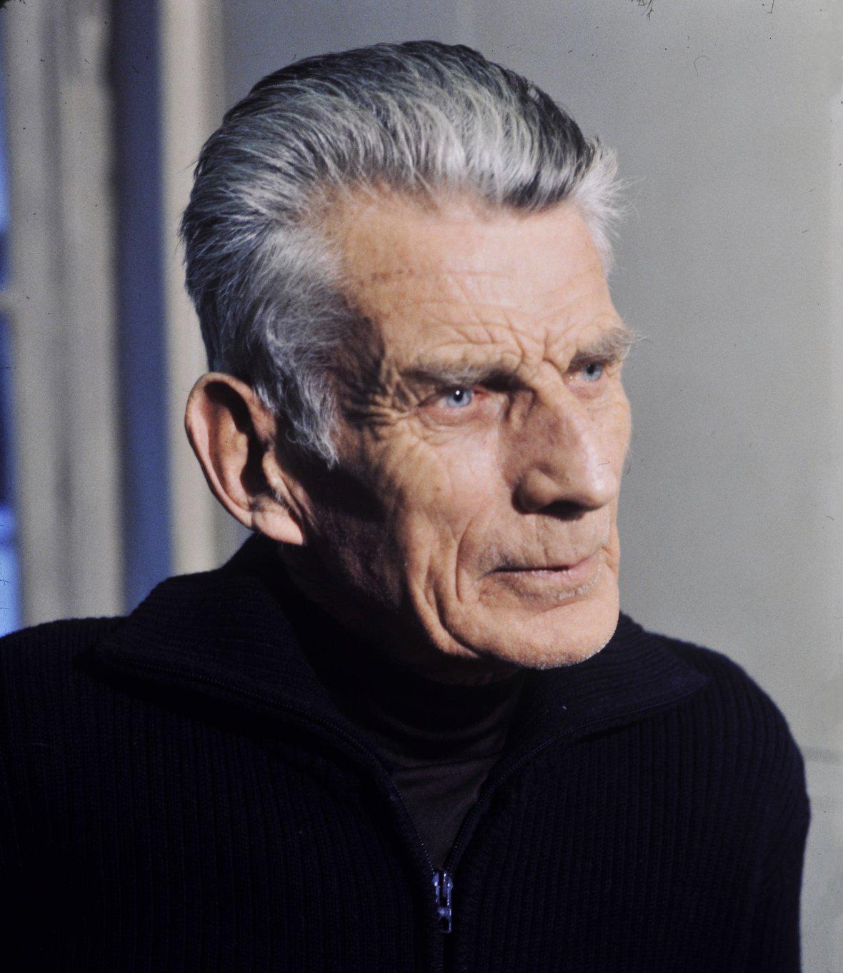 Samuel Beckett, en forfatter som sa så lite at han ble den mest verdifulle. Foto: Wikipedia Commons