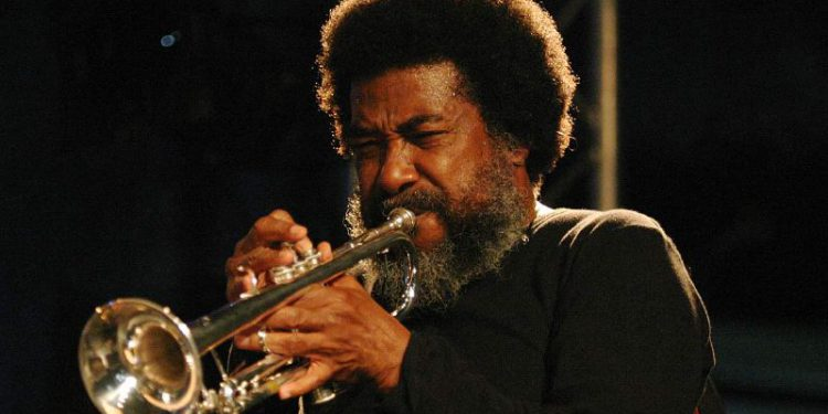 Wadada Leo Smith. Foto: Tom Beetz, CC BY 2.0