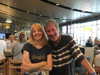Maria og Arild, Foto: Gunnar Horrigmo