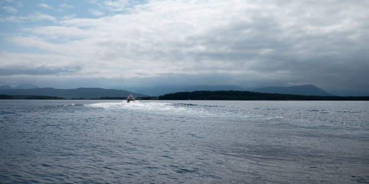 Båten du kom for esnt til. Foto: Kjetil Valstadsve