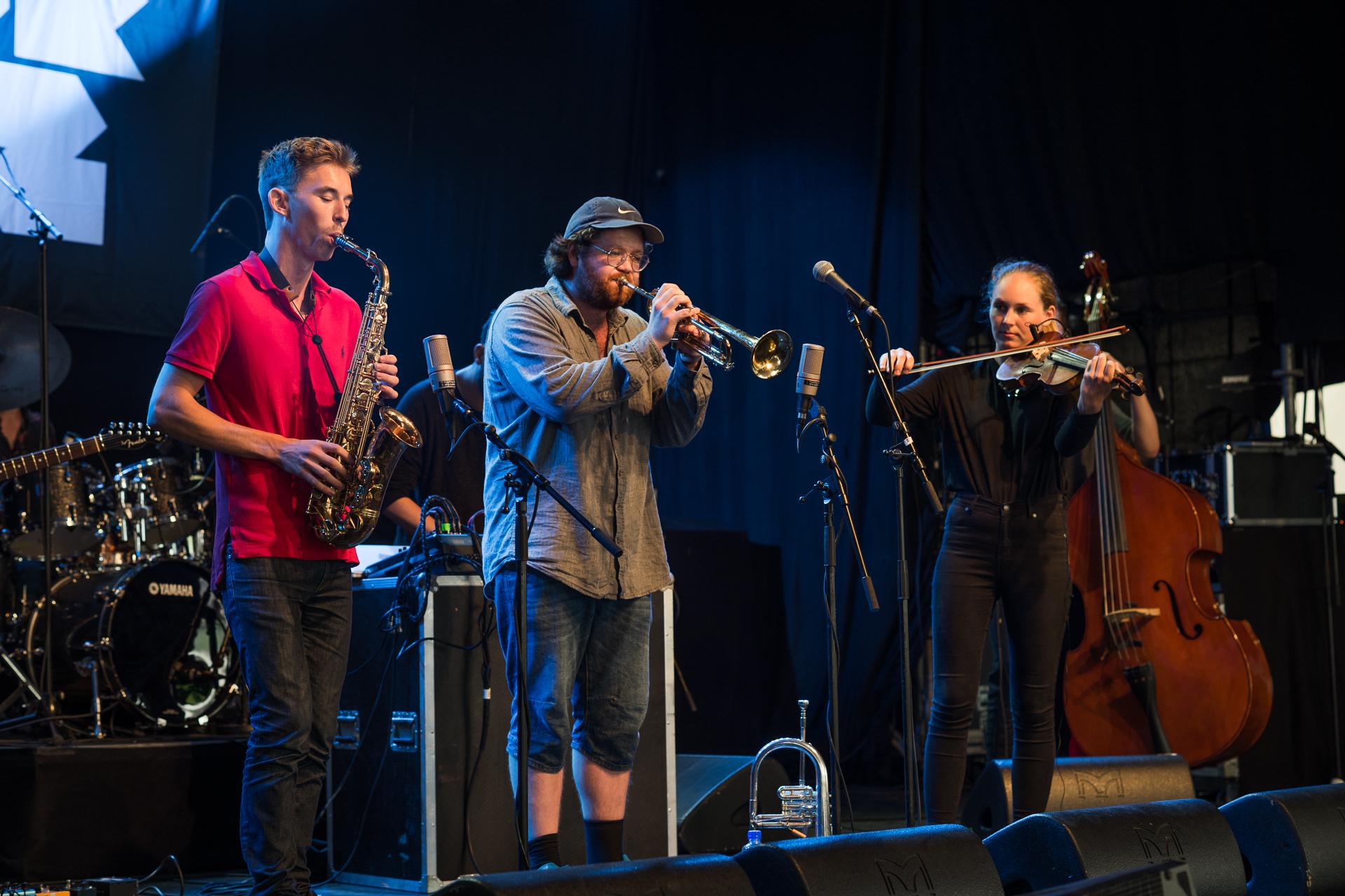 Ensemble Eliassen. Foto: Kjetil Valstadsve