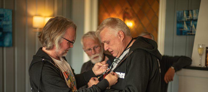 Molderosen går til teknisk avdeling. Foto: Kjetil Valstadsve