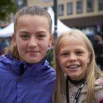 Ellen Mathea og Kristine