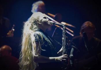Trondheim Jazzorkester & The MaXx. Foto: Ruben Olsen Lærk