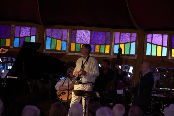 Jazzombies feat. Enrico Tomasso. Foto: Ruben Olsen Lærk
