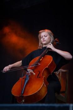 Amanda Delara Foto: Camilla Grünewald