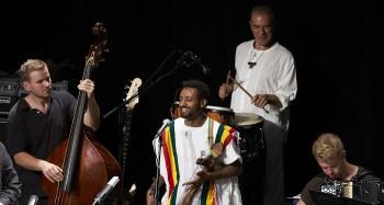 Paal Nilssen - Love XL Unit, Ethiobraz Edition. Foto: Ruben Olsen Lærk