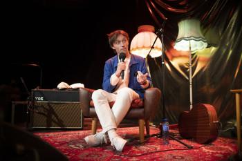 Sondre Lerche på Festivalakademiet på Moldejazz