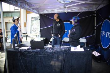 Sondre Lerche intervjues på 1FM i Molde